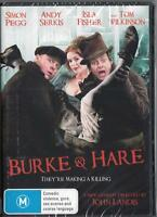 BURKE & HARE - ISLA FISHER  -  NEW REGION 4 DVD FREE LOCAL POST
