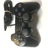 Generic Black Controller for Playstation 2 PS2