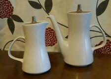 Twintone Earthenware Poole Pottery Tableware Coffee Pots