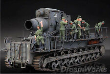 Award Winner Built Trumpeter 1/35 Morser KarlGerat SelfPropelled Siege Mortar
