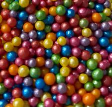 Rainbow 100 /& 1000's Hundred /& Thousands Non Pareils Sugar Balls Cake Decora 30g
