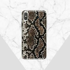 Snake Skin iPhone 7 8 Plus 6s Case Animal iPhone 11 Pro X XR Cover iPhone XS Max
