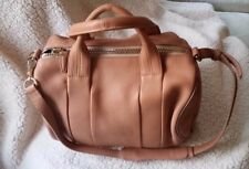 Alexander Wang Rocco Bag Light Brown/Camel Leather Gold Hardware