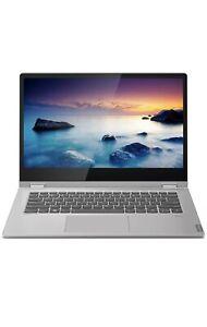 Lenovo IdeaPad C340-14API Touchscreen AMD RYZEN3 4GB 128GB SSD Grau Gray Wie NEU