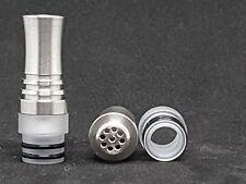 Drip tip 510 inox ANTI PROJECTION 30mm Smok TFV8 baby, joyetech, eleaf, A24