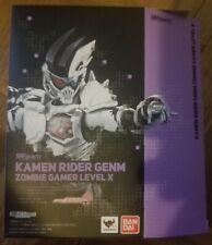 S.H. Figuarts Kamen Rider Genm Zombie Gamer Level X Bandai Tamashii Nations