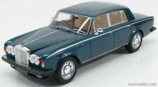 GT-SPIRIT 1/18 BENTLEY T2 CONTINENTAL 1977 PEACOCK BLUE MET GT091