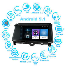 For 2008-2012 Honda Accord Car Android 9.1 Radio Stereo GPS MP5 9'' Touch Screen