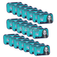 20 Kits Dental Orthodontic Metal Brackets Monoblock Mini MIM MBT 022 Hooks 3,4,5