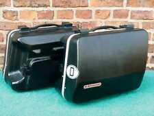 2 Original Kawasaki-Koffer 37 Liter Koffersatz Seitenkoffer Motorradkoffer