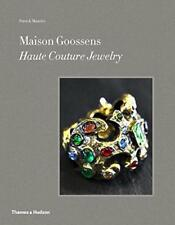 Maison Goossens: Haute Couture Jewelry by Patrick Mauriès | Hardcover Book | 978