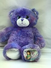 Build a Bear Wizards of Waverly Purple Bear (5)