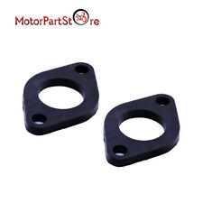 2X INTAKE MANIFOLD SPACER GY6 CHINESE 125CC 150CC SCOOTER MOPED PARTS