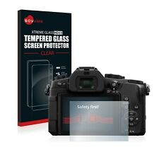 6x protector de pantalla Panasonic Lumix dmc-fz150 película protectora diapositiva protector de pantalla