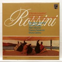 SALVATORE ACCARDO - ROSSINI 6 sonate a quattro PHILIPS orig 2xLPs box
