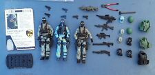 Gi Joe Rise Of Cobra ROC Shockblast / Shockwave x3 CUSTOM SWAT TEAM S.W.A.T.  B