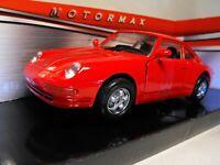 MODEL PORSCHE 911  sports car SCALE 1/ 24 DIECAST MODEL RED PORSCHE Porche GIFT