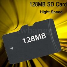 128MB 128M Micro SD TF Flash Memory Card For Android Smartphones Tablet