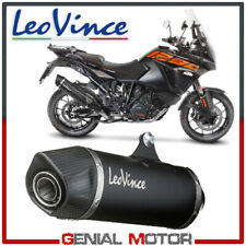Exhaust Leovince Nero Stainless Steel Ktm 1290 Super Adventure R/S/T 2017 > 2019