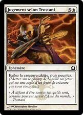MTG Magic RTR - (x4) Trostani's Judgment/Jugement selon Trostani, French/VF