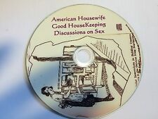 American Housewife, Good Housekeeping & Discussions on Sex Mp3 Audio Book CD