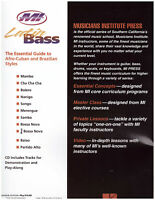 Latin Bass [With CD with and Without Bass Parts] by George Lopez (English) Paper