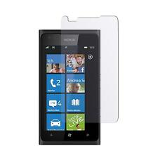 2 x  Nokia Lumia 900 Film de Protection clair Protecteurs Écran