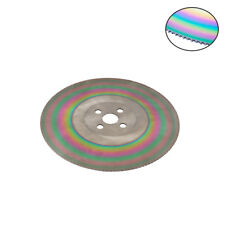 10'' HSS Circular Saw Blade Cutting Disc For Stainless Steel 250X1.6X32mm New