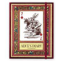 Alice in Wonderland Diary Vol.1 Planner Journal Schedule Book Notebook