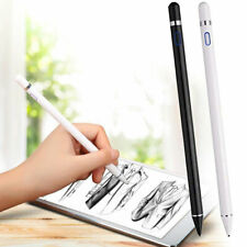 Capacitive Touch Screen Pen Stylus With USB Charging For iPad 2/3/4/mini/Pro/Air