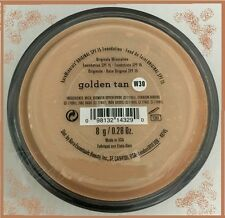 Bare Escentuals Bare Minerals Foundation GOLDEN TAN W30 8g XL Original SPF15