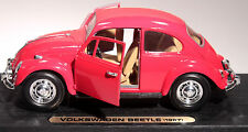ROAD LEGENDS COLLECTION 1/24TH 1967 VOLKSWAGEN BEETLE RED RARE NEW IN BOX