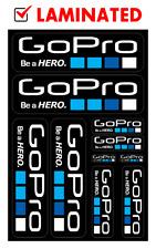 GoPro Camera Decals Stickers Heavy Duty Graphics Autocollant Aufkleber Adesivi