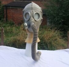 More details for soviet shr - 2 headwound gas mask (1984 moscow)