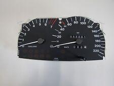 Tacho km/h Drehzahlmesser Omega B 2.0  ORIGINAL OPEL 1262007