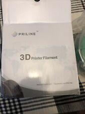 Priline Tpu-1Kg 1.75 3D Printer Filament, Dimensional Accuracy +/- 0.03 Mm, 1Kg