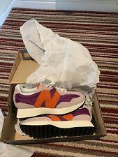 New Balance 327 Purple/Grey/Orange - size? Exclusive uk9