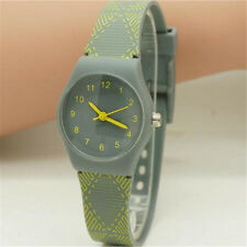 Children Mini Wristwatch Silicone Strap Gift Watch For Kid Women Girls Watches