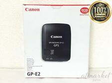 Canon GP-E2 GPS Receiver for EOS 1DX 5D 6D 7D 70D Kiss M M2 EMS JAPAN