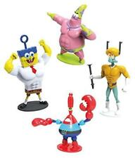 NEW Simba Spongebob Movie Action Figure Playsets (Pack of 4)