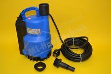 ABS Robusta 200 WTS Schmutzwasser-Pumpe Kellerpumpe 01135066 Tauchpumpe Flachab.