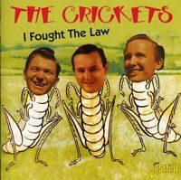 The Crickets - I Fought The Law [CD]