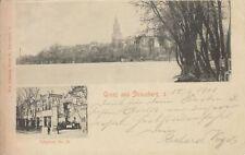 65636 - Gruss aus Strausberg  Hotel  Memmert im Landkreis Märkisch - Oderland