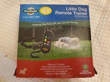 PetSafe PDT00-13410 Little Dog Remote Trainer