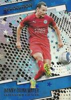 2017 Panini Revolution Soccer - Base Astro Parallel - Leicester City FC  - 63-69