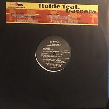 FLUIDE feat BACCARÀ • Voce • Vinile 12 Mix • NVN 61000