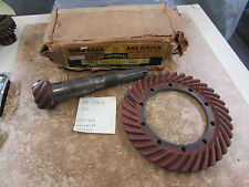 NORS 1933 Chevrolet Model CC Ring and Pinion Set #364824