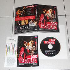 Dvd Donizetti DON PASQUALE Nello Santi Ruggero Raimondi Juan Diego Florez 2007