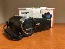 Sony Handycam HDR-CX405 Camcorder - Black