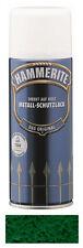 Hammerite Spraydose Metallschutz-Lack Hammerschlag 400 ml dunkelgrün  NEU